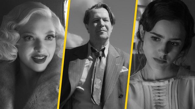 'Mank': ¿Quién es quién en el reparto de la película de Netflix?
