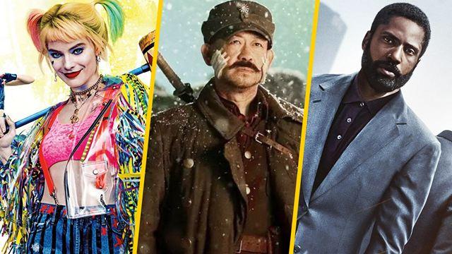 Las 10 películas más taquilleras del 2020 en el mundo