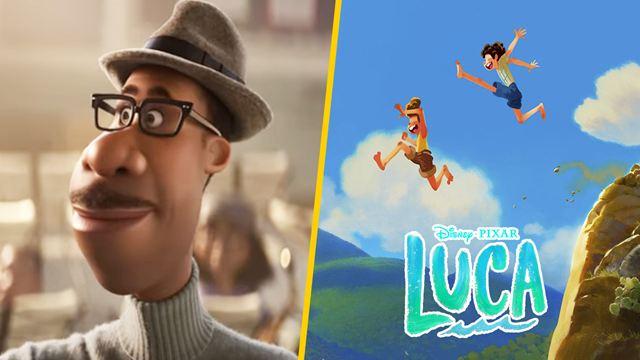 'Soul' y su secreta conexión con 'Luca', la siguiente película de Pixar