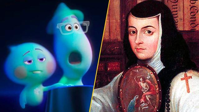 'Soul': ¿Notaste a Sor Juana Inés de la Cruz en la película de Pixar?