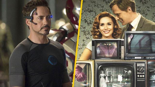 'WandaVision': Kevin Feige confirma easter-egg hacia Tony Stark y su empresa