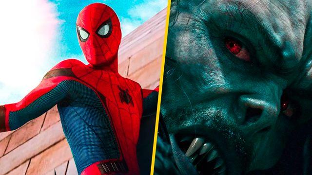 'Spider-Man: Un nuevo universo 2', 'Uncharted' y 'Morbius' llegarán a Netflix después de su estreno en cines