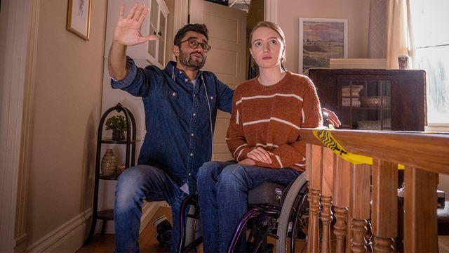 'Corre': ¿Qué le pasó a Kiera Allen para que use silla de ruedas en la vida real?