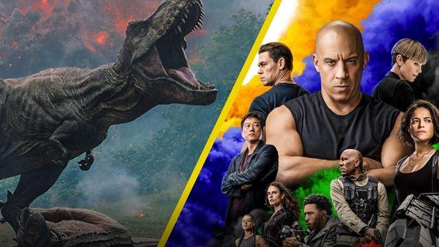 ¿'Rápidos y furiosos' y 'Jurassic World' tendrán crossover?