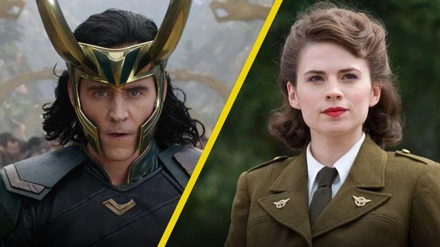 'Loki': Peggy Carter y el supuesto cameo que tuvo en el primer episodio