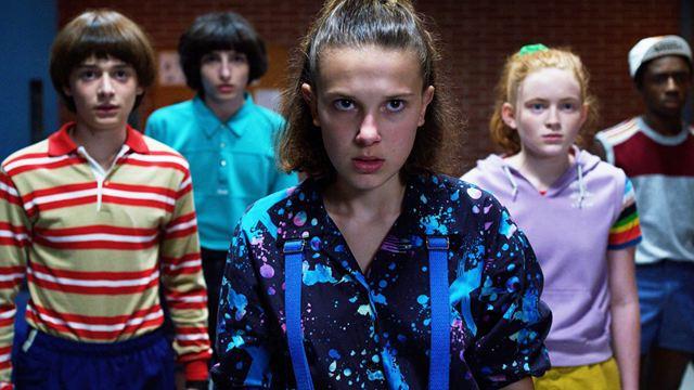 'Stranger Things': Nuevas fotos de set muestran a Eleven herida