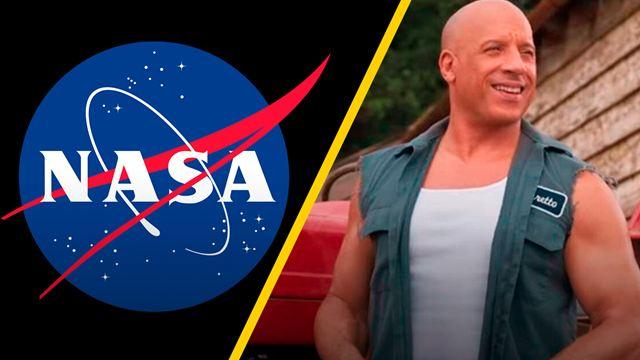 'Rápidos y furiosos 9': La NASA asesoró al director para el rodaje de la escena en el espacio