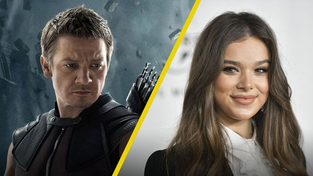 'Hawkeye': Los consejos de Jeremy Renner a Hailee Steinfeld para la nueva serie de Disney+