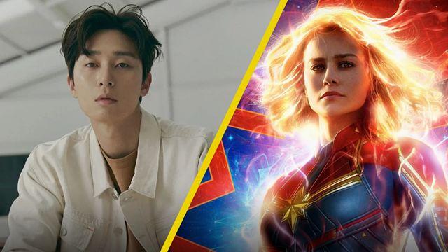 'The Marvels': Park Seo Joon se uniría a Brie Larson en la secuela de 'Capitana Marvel'