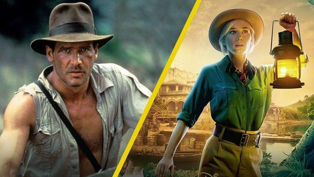 'Jungle Cruise': Édgar Ramírez asegura que el personaje de Emily Blunt tiene similitudes con Indiana Jones