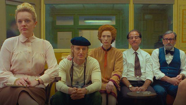 'The French Dispatch': Revelan nuevos clips con historias breves de los personajes principales