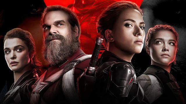 'Black Widow' y otras películas que han aumentado el consumo de la piratería