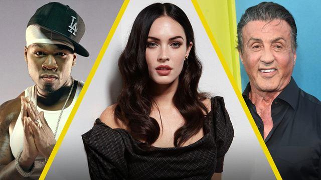 'Los Indestructibles 4': Megan Fox, 50 Cent y Tony Jaa se unen a Sylvester Stallone en la cuarta película de la saga