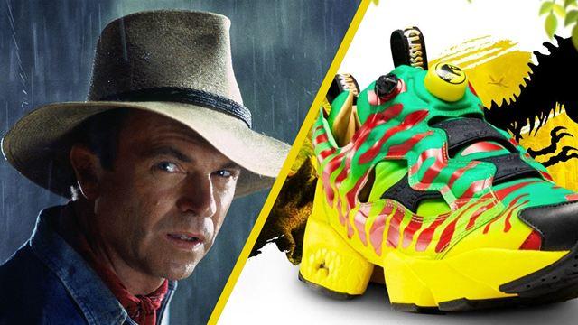 'Jurassic Park': ¿Dónde comprar los tenis de Reebok a un precio más barato?