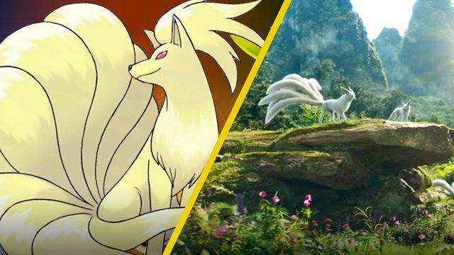 'Shang-Chi y la leyenda de los diez anillos': Comparan a criatura del filme con un Pokémon