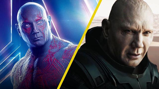 Los actores y actrices de 'Dune' que aparecen en las películas de Marvel y DC