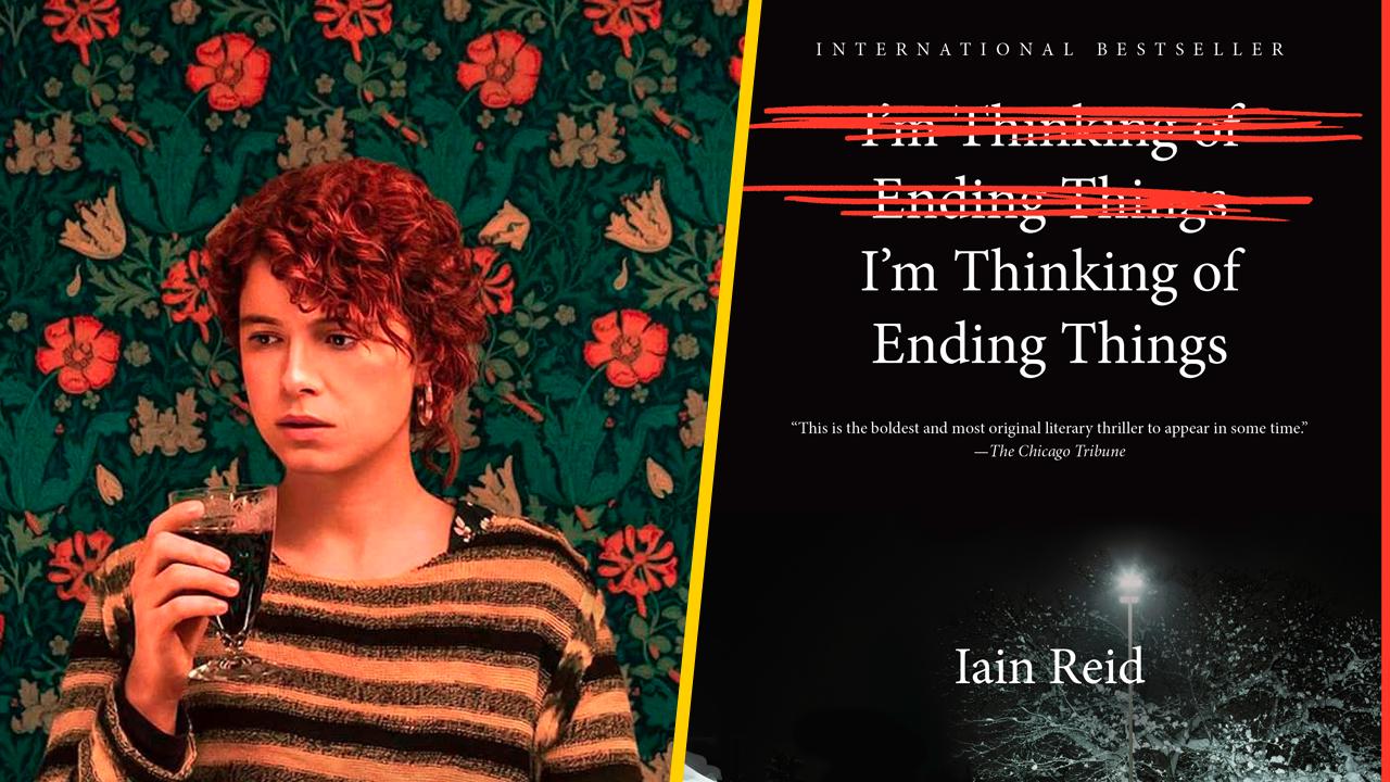 'Pienso en el final': Diferencias entre el libro y la