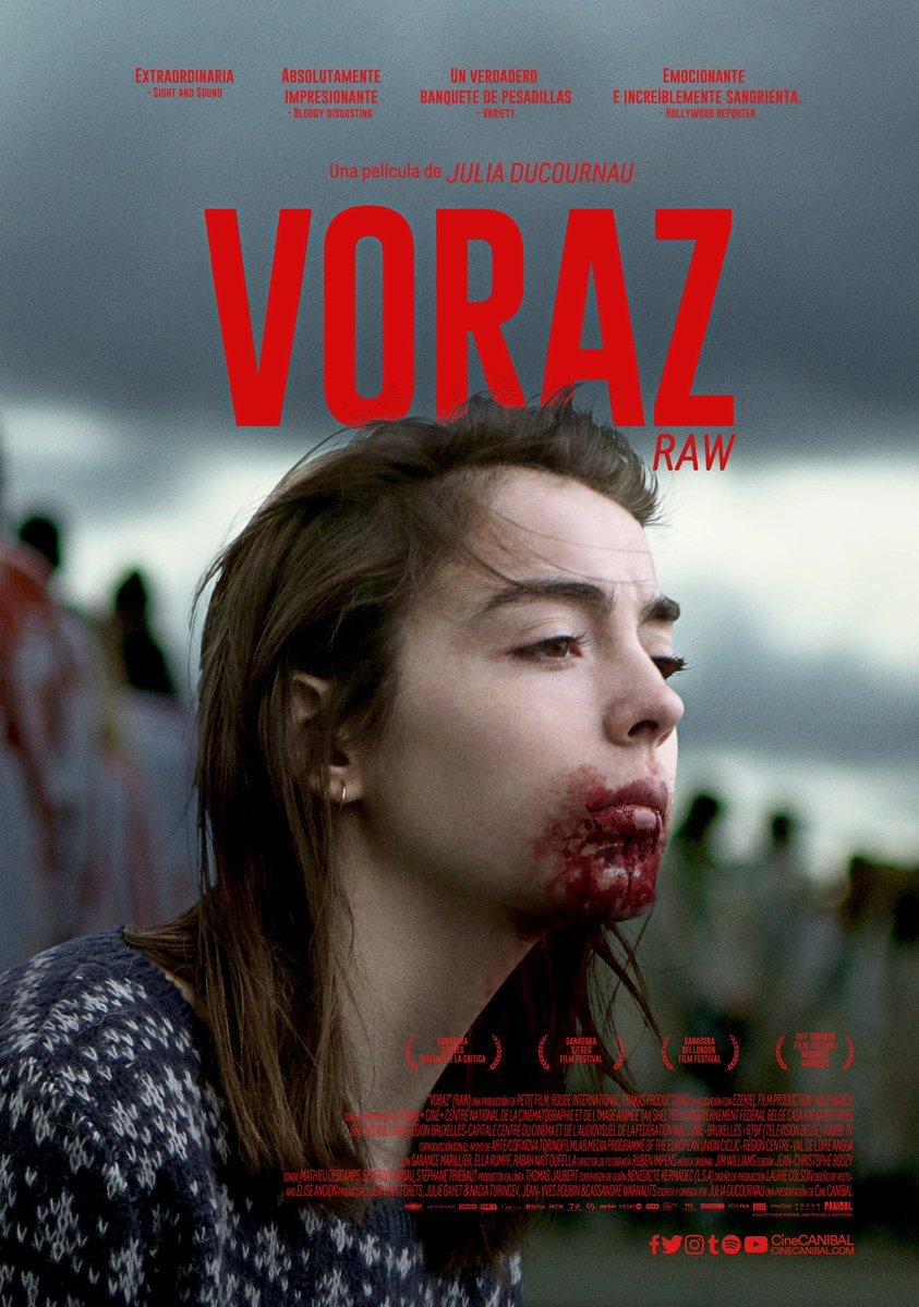 Voraz - SensaCine.com.mx