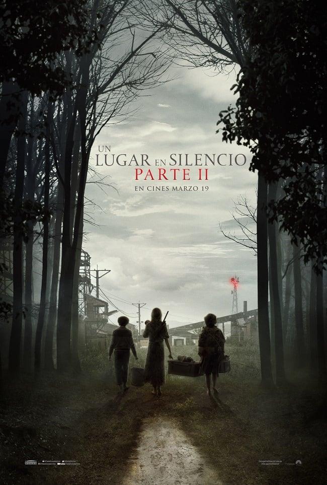 Un lugar en silencio 2 - Película 2020 - SensaCine.com.mx