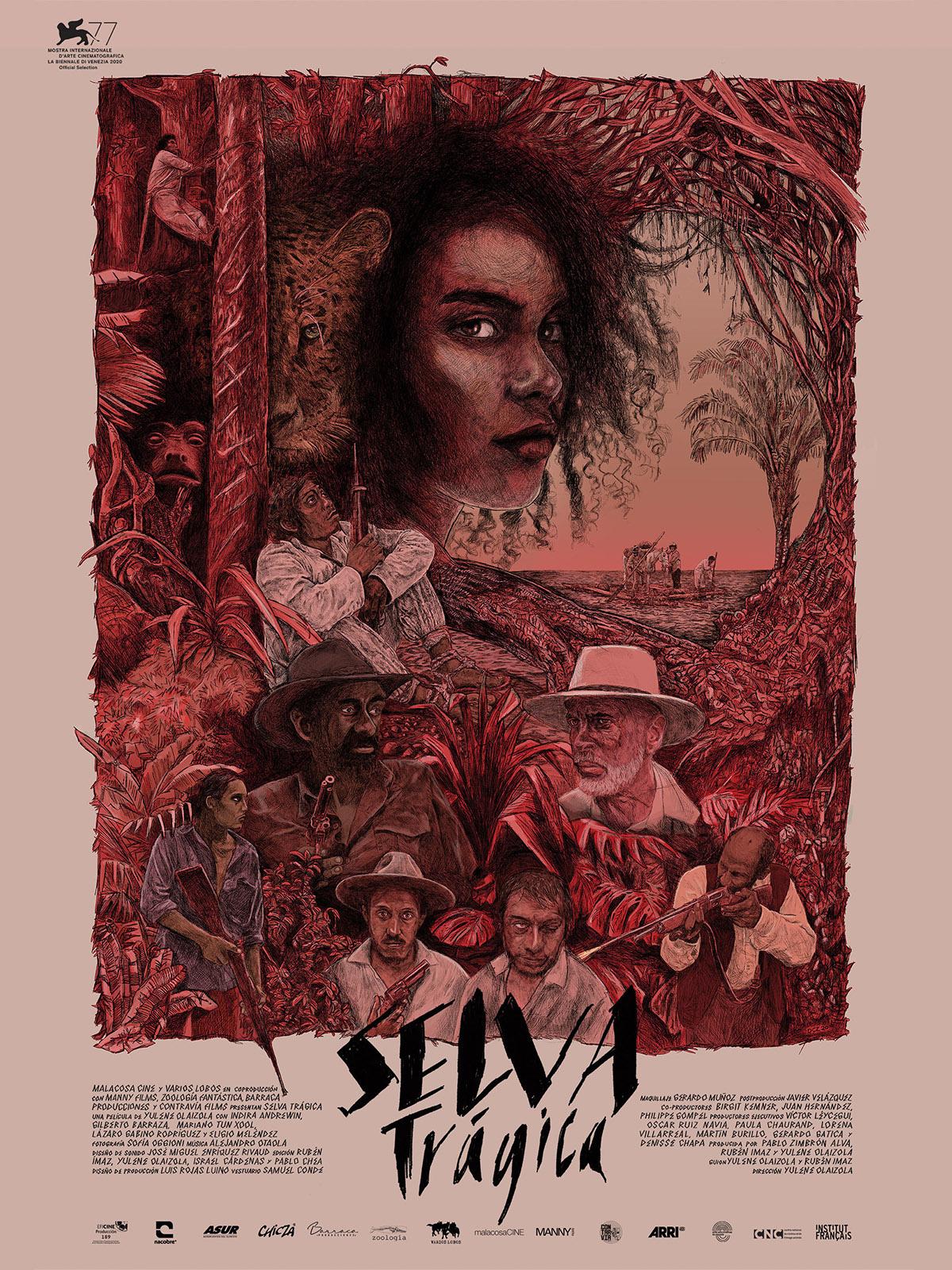 Selva Trágica - SensaCine.com.mx