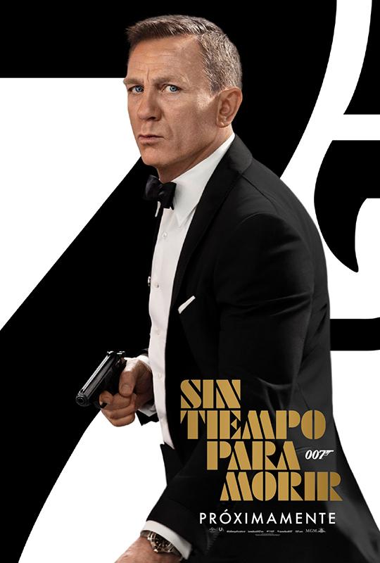 James Bond 007 Sin Tiempo Para Morir Sensacine Com Mx