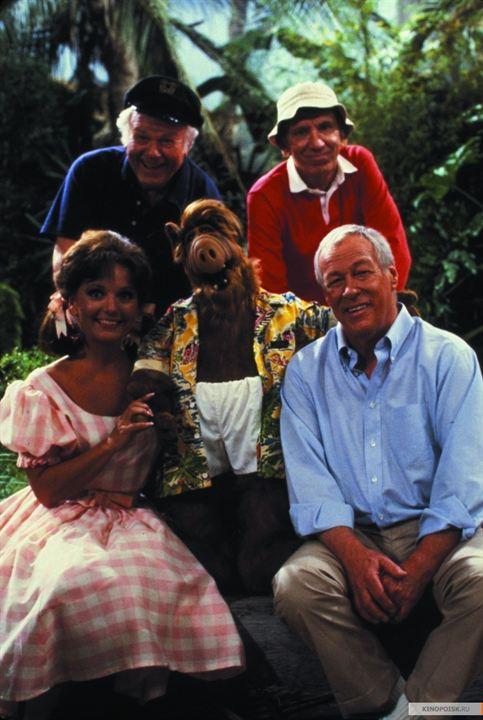 Alf-La isla de Gilligan
