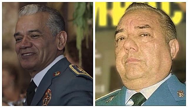Mario Zaragoza es Arturo 'El Negro' Durazo