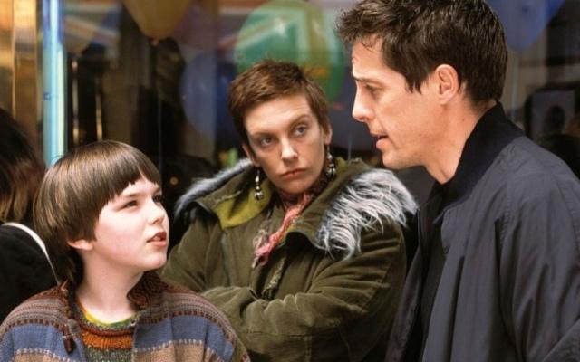 'Un gran chico' (2002)