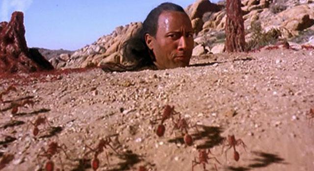 'El rey escorpión' (2002)
