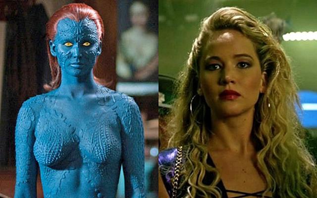 Jennifer Lawrence como Mystique