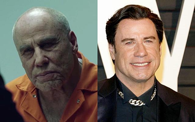 John Travolta como 'El jefe de la mafia: Gotti'
