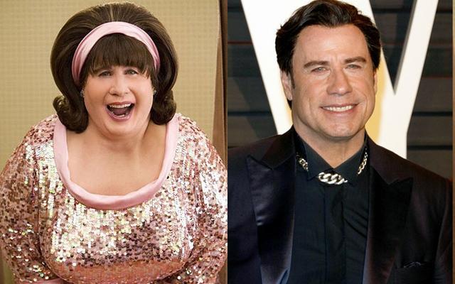 John Travolta como Edna Tumblad