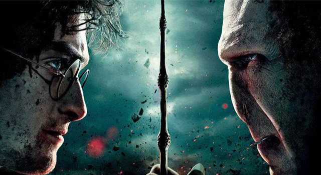 Harry Potter y Lord Voldemort