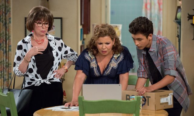'ONE DAY AT A TIME' - SERIE