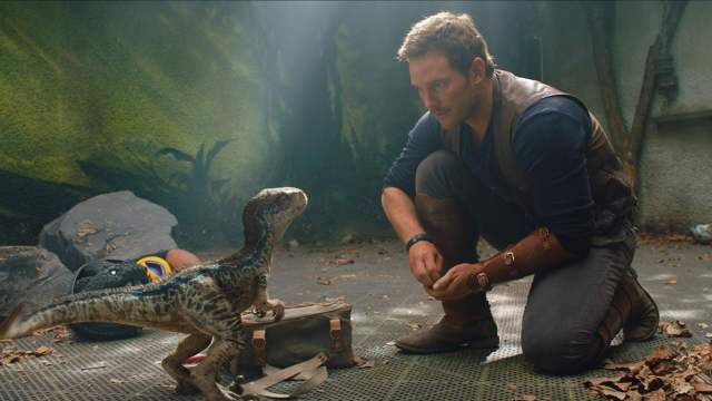 'Jurassic World: el reino caído'