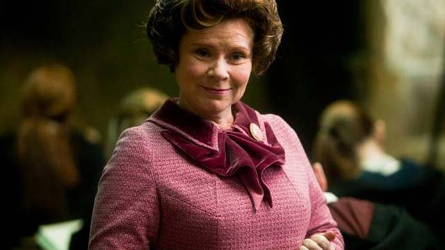 Dolores Umbridge – Saga de 'Harry Potter'