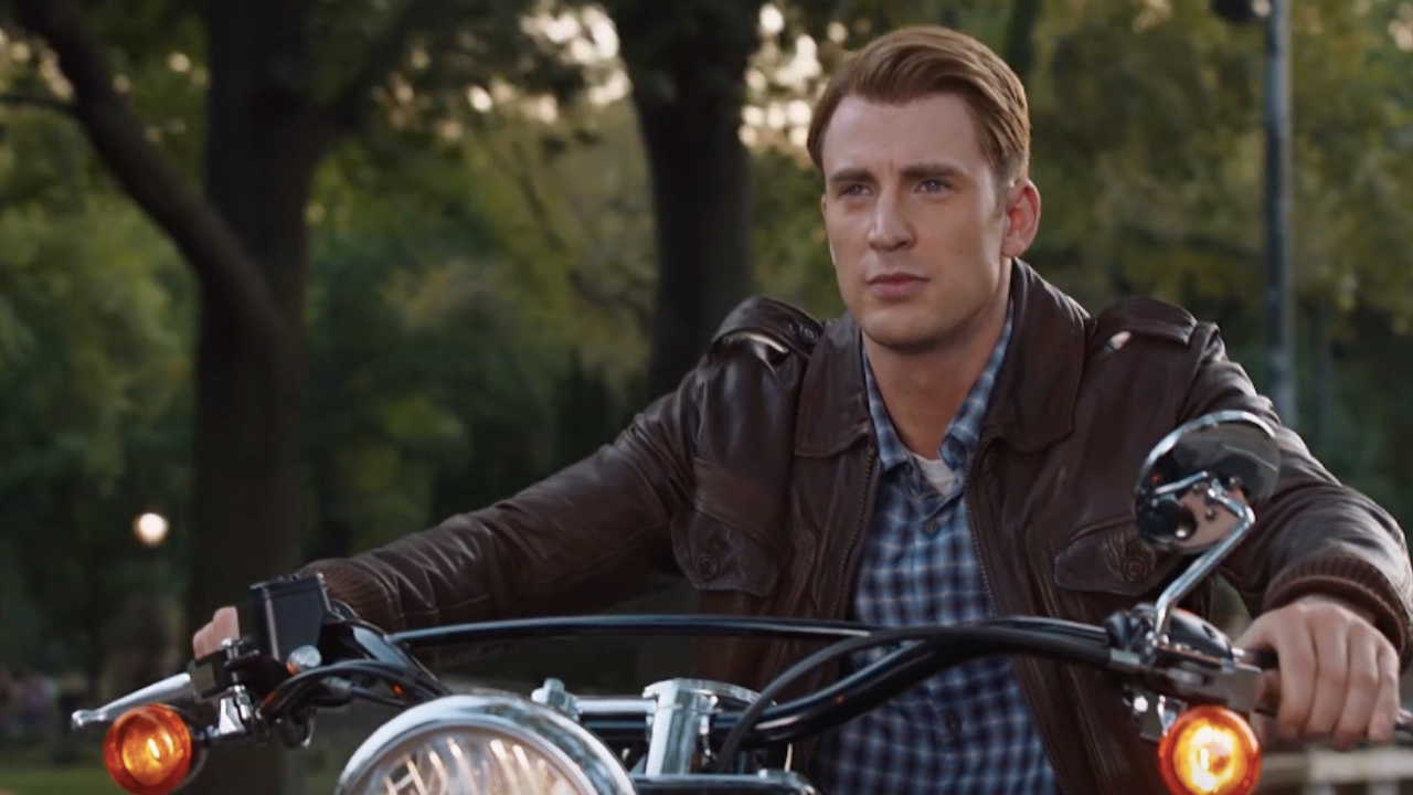 El pelo inamovible de Steve ('Avengers')