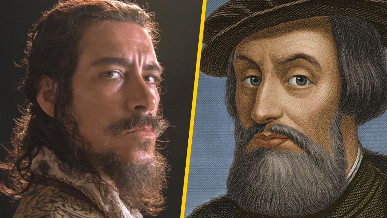 Hernán Cortés - Óscar Jaenada