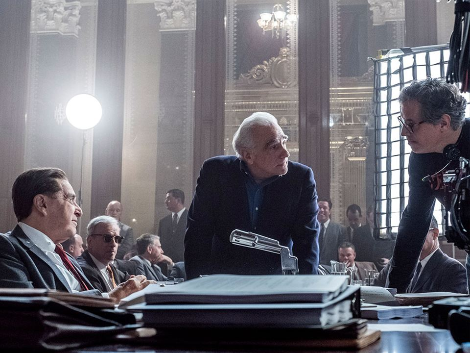 Pacino, Scorsese y Prieto