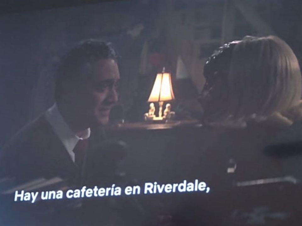 Hamburguesas de Riverdale