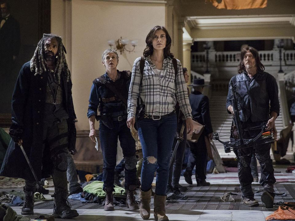 The Walking Dead: Temporada 9 (15/4/2020)