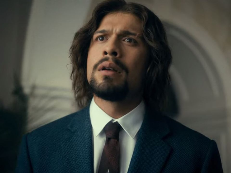 David Castañeda es Diego Hargreeves (Dos) en 'The Umbrella Academy' - Temporada 2