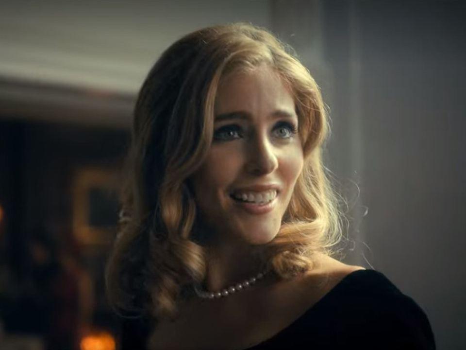 Jordan Claire Robbins es Grace en 'The Umbrella Academy' - Temporada 2