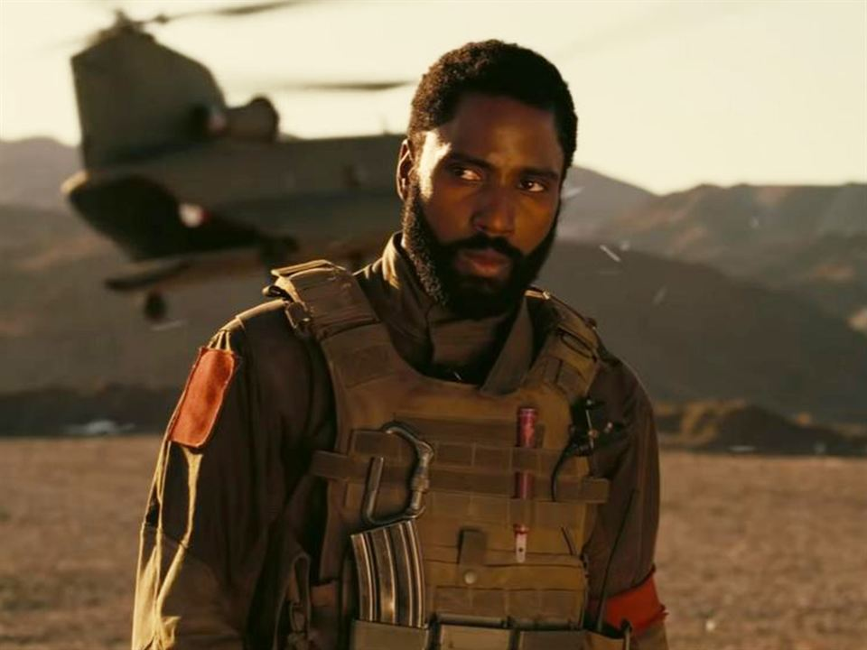 John David Washington es El protagonista en 'Tenet'