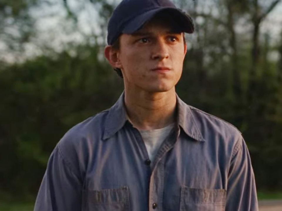 Tom Holland es Arvin Russell en 'El diablo a todas horas'