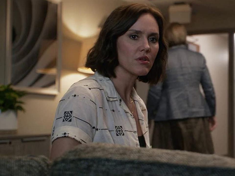Erinn Hayes es Elizabeth Logan en 'Bill & Ted 3: Salvando el universo'