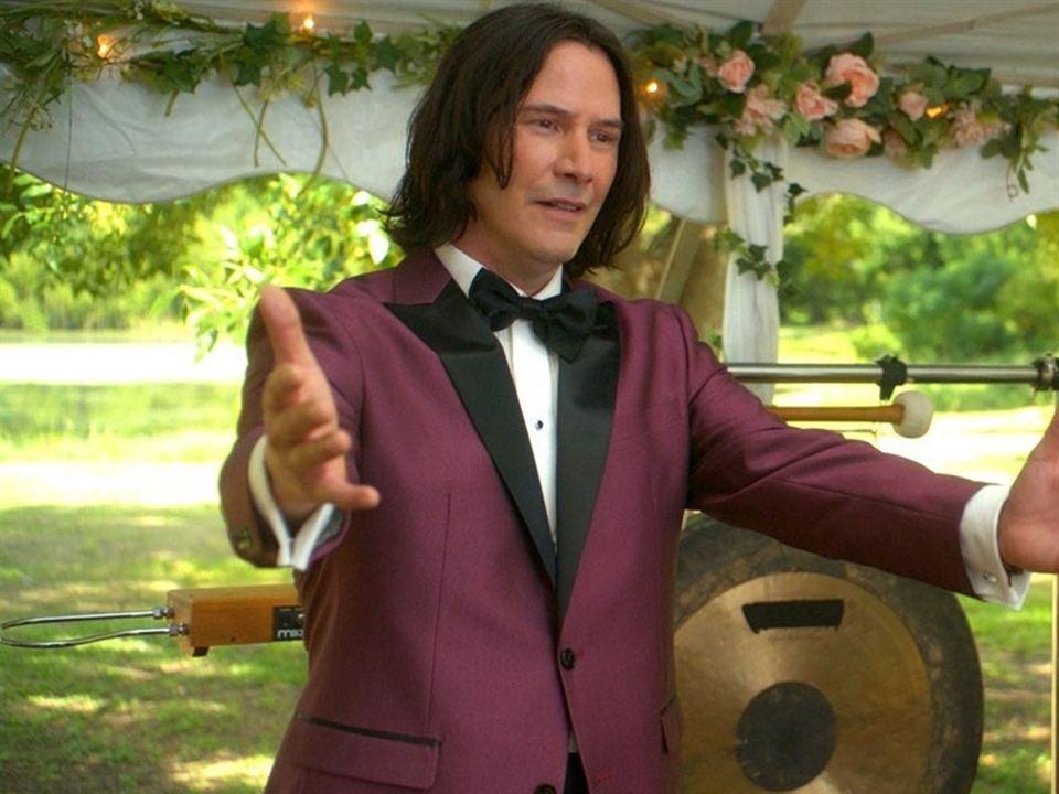 """Keanu Reeves es Ted """"Theodore"""" Logan en 'Bill & Ted 3: Salvando el universo'"""