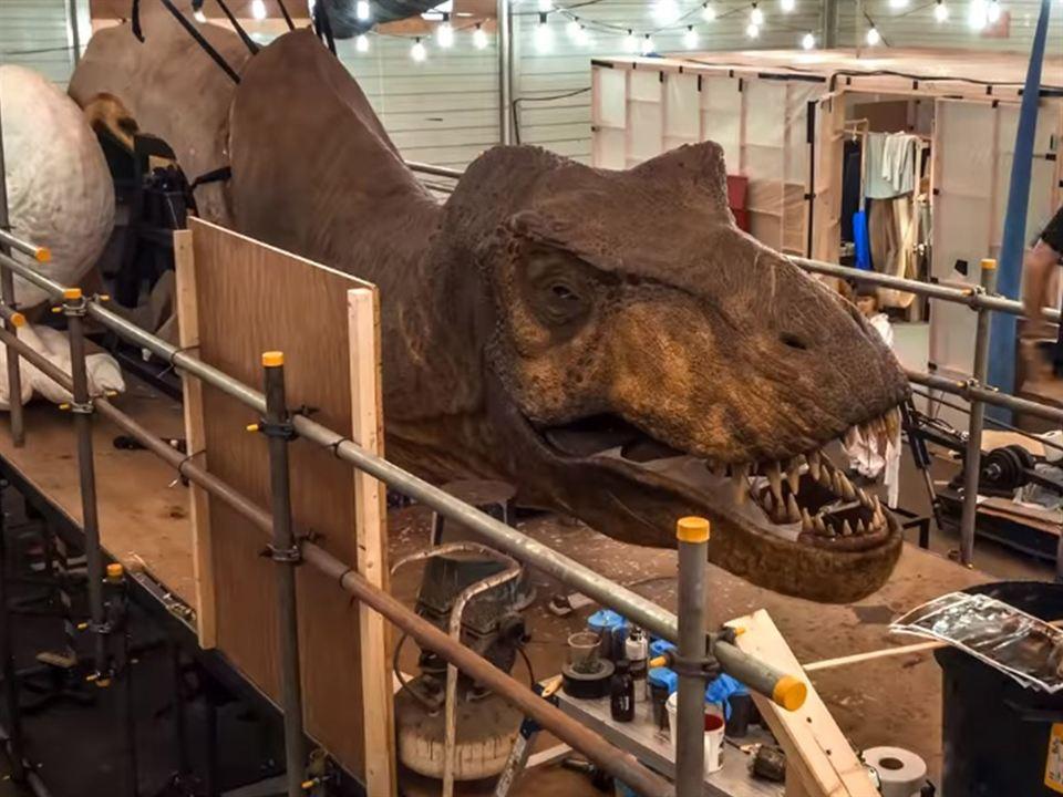 Dinosaurios casi de verdad