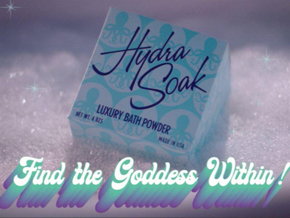Jabón en polvo Hydra Soak