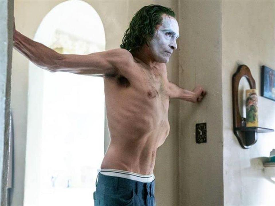 Joaquin Phoenix como Doctor Strange